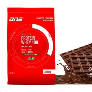 ディーエヌエス(DNS)のディーエヌエス ホエイ100 プレミアムチョコレート風味 3150g 90食入(プロテイン)
