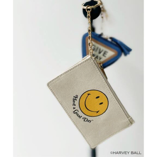 アパルトモンドゥーズィエムクラス(L'Appartement DEUXIEME CLASSE)のGOOD GRIEF Smile Key case(キーケース)