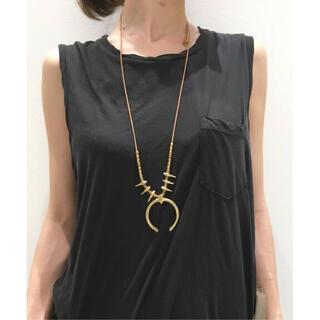 アパルトモンドゥーズィエムクラス(L'Appartement DEUXIEME CLASSE)の◇Marisa Masaon Beads Motif Necklace(ネックレス)