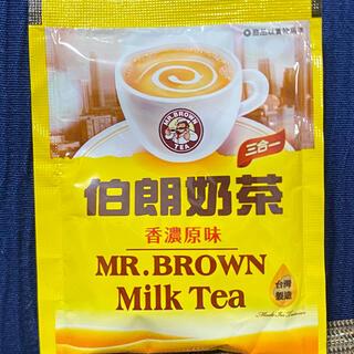 ミスターブラウン ミルクティー MR.BROWN MILK TEA(茶)