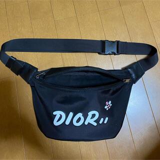 ディオール(Dior)のディオール×カウズ ボディバッグ Dior(ショルダーバッグ)