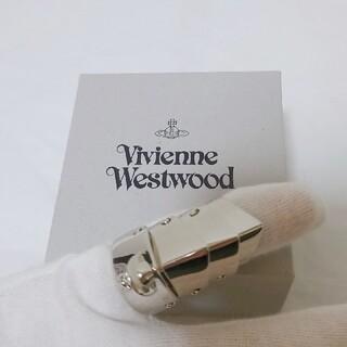 ヴィヴィアンウエストウッド(Vivienne Westwood)のVivienne Westwood アーマーリング ARMOUR RING(リング(指輪))