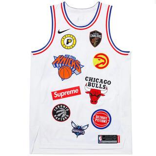 シュプリーム(Supreme)のSupreme Nike NBATeamsAuthenticJersey(タンクトップ)
