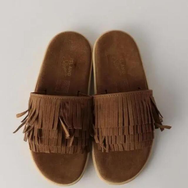 ISLAND SLIPPER(アイランドスリッパ)の最終価格 アイランドスリッパ ユナイテッドアローズ 別注 ハワイ レディースの靴/シューズ(サンダル)の商品写真