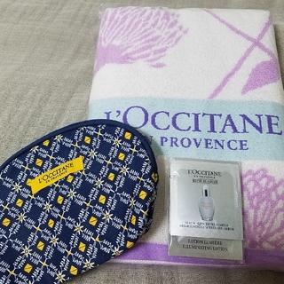 ロクシタン(L'OCCITANE)のロクシタン(タオル/バス用品)