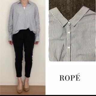 ロペ(ROPE)のROPE☆ストライプ ブラウス☆(シャツ/ブラウス(長袖/七分))