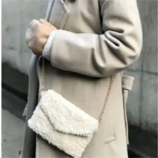 可愛いモフモフショルダーバッグ ハンドバッグ オシャレバッグ 韓国系バッグ(ショルダーバッグ)