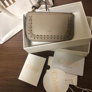 クロエ(Chloe)のChloe クロエ◎コインケース/カードケース!レザー(コインケース)