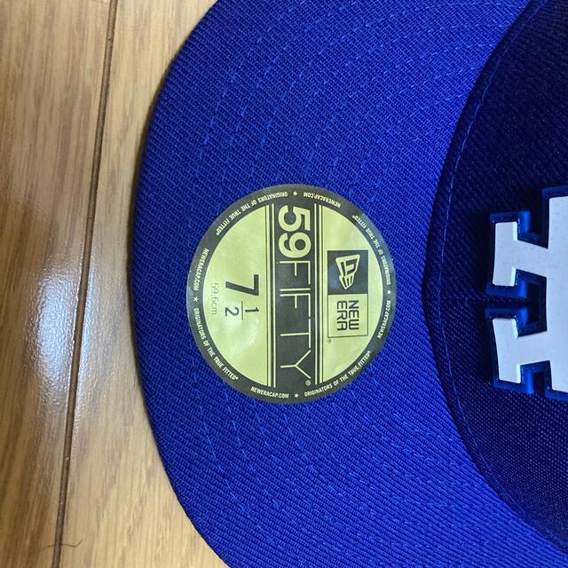 XLARGE(エクストララージ)のニューエラ エクストララージ キャップ メンズの帽子(キャップ)の商品写真