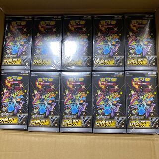ポケモンカード シャイニースターV 中国語版 台湾限定 20BOX(Box/デッキ/パック)