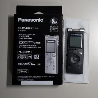 パナソニック(Panasonic)のパナソニック ボイスレコーダー ★超美品(ポータブルプレーヤー)