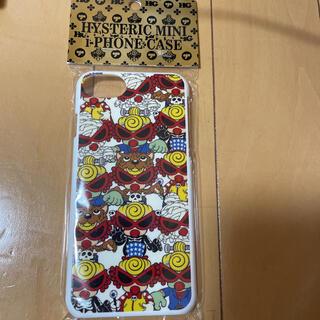 ヒステリックミニ(HYSTERIC MINI)のヒステリックミニ iPhoneケース iPhone7 iPhone8 新品(iPhoneケース)