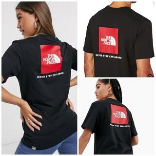 ザノースフェイス(THE NORTH FACE)の【新品】North Face Red Box  T シャツ(Tシャツ/カットソー(半袖/袖なし))