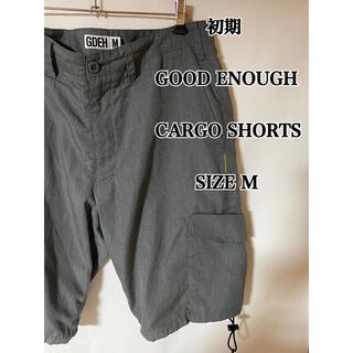 グッドイナフ(GOODENOUGH)のGOOD ENOUGH  グッドイナフ ショートパンツ 初期(Tシャツ/カットソー(半袖/袖なし))