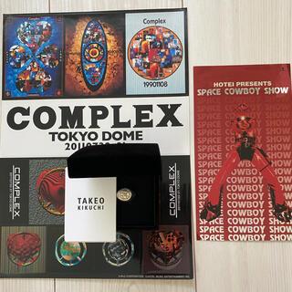 タケオキクチ(TAKEO KIKUCHI)の布袋寅泰×TAKEO KIKUCHI  シルバーリング  #17(ミュージシャン)