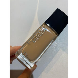 ディオール(Dior)のディオール スキン フォーエヴァー フルイド グロウ 0N(ファンデーション)