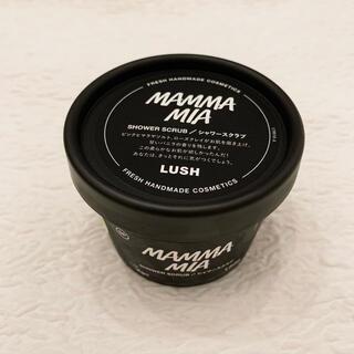 LUSH - #未使用 数量限定 LUSH Mamma Mia マンマ シャワースクラブ
