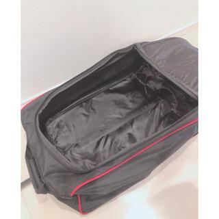機内持ち込み🆗 布キャリーバッグ 新品未使用(トラベルバッグ/スーツケース)