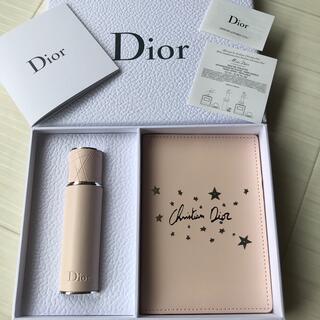 ディオール(Dior)のディオール Dior ミスディオール ブルーミングブーケ パスポートケース 限定(香水(女性用))