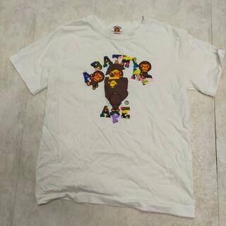 アベイシングエイプ(A BATHING APE)のBAPE KIDS A BATHING APE Tシャツ 140cm(Tシャツ/カットソー)