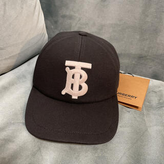 バーバリー(BURBERRY)の新作 BURBERRY 帽子 メンズ(キャップ)