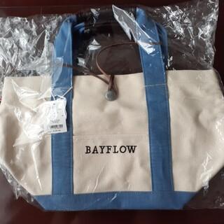 ベイフロー(BAYFLOW)のベイフロートートバッグ(トートバッグ)