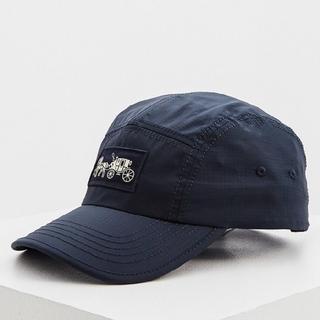 コーチ(COACH)の【COACH★93975】コーチ 百貨店商品♪ キャップ帽子 ネイビー 新品(キャップ)