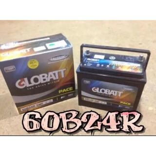 グロバット 業界最安値 カーバッテリー 60B24R(メンテナンス用品)