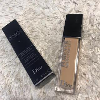ディオール(Dior)のディオール フォーエヴァースキンコレクトコンシーラー   1W  1w(コンシーラー)