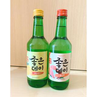 ジョウンデー(韓国お酒)韓国焼酎二本セット(焼酎)