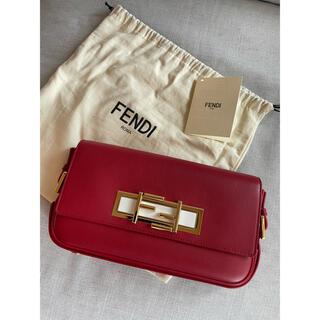 フェンディ(FENDI)のFENDI フェンディ 3way バゲット バッグ マンマ ハンドバッグ(ハンドバッグ)