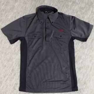 TIGORA - ティゴラ TIGORA ゴルフウェア ポロシャツ ブラック S メンズ