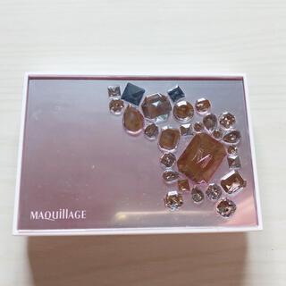 MAQuillAGE - マキアージュファンデーションケース