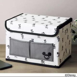 Disney - InRed 8月号付録 ミッキーマウス収納ボックス