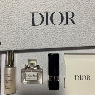 Christian Dior - Dior ノベルティ セット ミスディオール 口紅 美容液