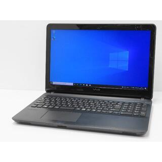 バイオ(VAIO)の第6世代FHD VAIO S15 SSD256G(ノートPC)