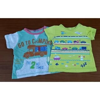 キムラタン(キムラタン)のキムラタン ラキエーベTシャツ80(Tシャツ)