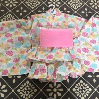 西松屋 セパレート浴衣 130