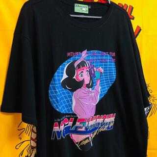 ★★★ NGLE ★★★ Tシャツ LHP NELDY ステューシー ハフ(Tシャツ/カットソー(半袖/袖なし))