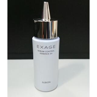 アルビオン(ALBION)の9929 残量9割程度 アルビオン EXAGE シーバムコントロールエッセンス(美容液)