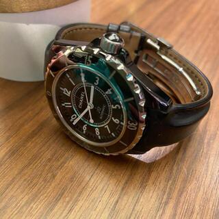 シャネル(CHANEL)のchanel j12 automatic (腕時計(アナログ))