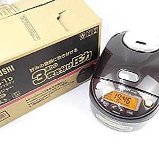 ゾウジルシ(象印)の象印 5.5合炊き 炊飯器 圧力IH炊飯ジャー 極め炊き NP-ZG10-TD (炊飯器)