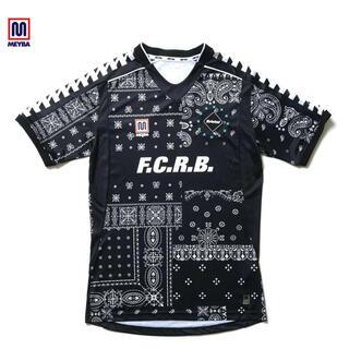 エフシーアールビー(F.C.R.B.)のブリストル  x  MEYBA  バンダナ柄 Tシャツ M(Tシャツ/カットソー(七分/長袖))