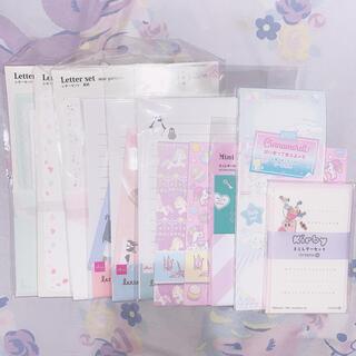 サンリオ(サンリオ)の便箋 封筒 シール まとめ売り②(カード/レター/ラッピング)