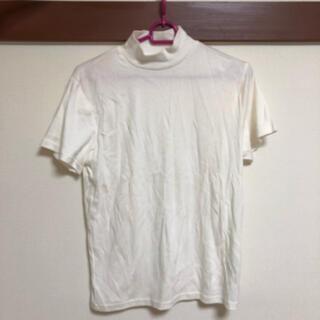 プニュズ(PUNYUS)のPUNYS タートルネックTシャツ(カットソー(半袖/袖なし))