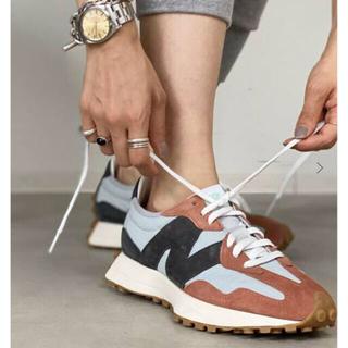 アパルトモンドゥーズィエムクラス(L'Appartement DEUXIEME CLASSE)の新品⭐️NEW BALANCE / ニューバランス MS327 Sneaker(スニーカー)