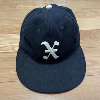XLARGE - XLARGE キャップ ブラック