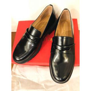 オリエンタルトラフィック(ORiental TRaffic)のオリエンタル トラフィック 厚底 ローファー(ローファー/革靴)