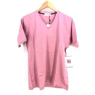 トゥモローランド(TOMORROWLAND)のTOMORROWLAND(トゥモローランド) ギザコットンV ネックTシャツ(Tシャツ/カットソー(半袖/袖なし))