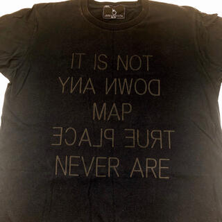 ヴァルゴ(VIRGO)のvirgo ヴァルゴ Tシャツ BLACK(Tシャツ/カットソー(半袖/袖なし))